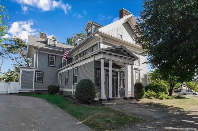 106 W Humboldt Parkway, Buffalo, NY 14214 (MLS #B1315275) :: Mary St.George   Keller Williams Gateway