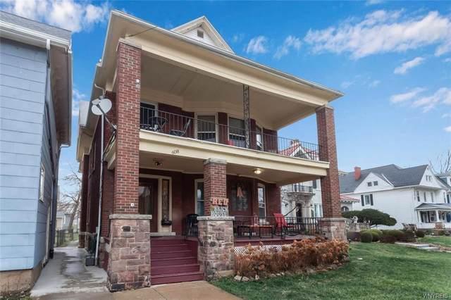 608 Buffalo Avenue, Niagara Falls, NY 14303 (MLS #B1315286) :: MyTown Realty