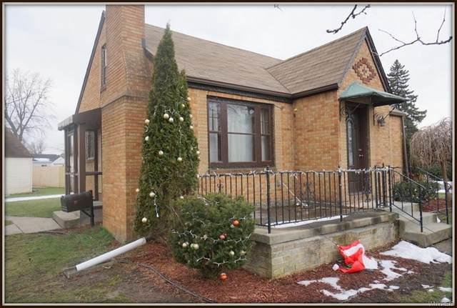 77 Grand Boulevard, Cheektowaga, NY 14225 (MLS #B1315323) :: TLC Real Estate LLC