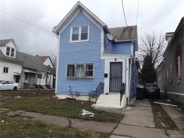 47 Shepard Street, Buffalo, NY 14212 (MLS #B1315406) :: Mary St.George | Keller Williams Gateway