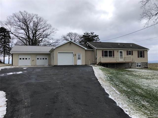 4095 Middle Reservation Road, Castile, NY 14530 (MLS #B1315420) :: Avant Realty