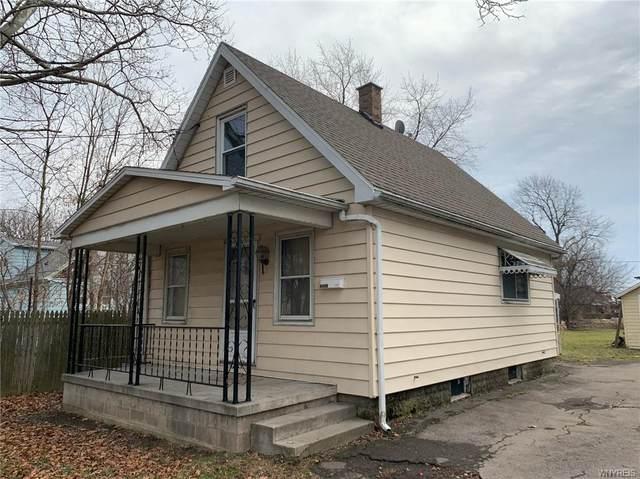 2935 Birch Avenue, Niagara, NY 14305 (MLS #B1315438) :: Robert PiazzaPalotto Sold Team