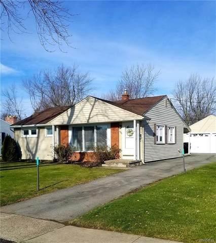 696 Highland Avenue, Tonawanda-Town, NY 14223 (MLS #B1315453) :: Avant Realty