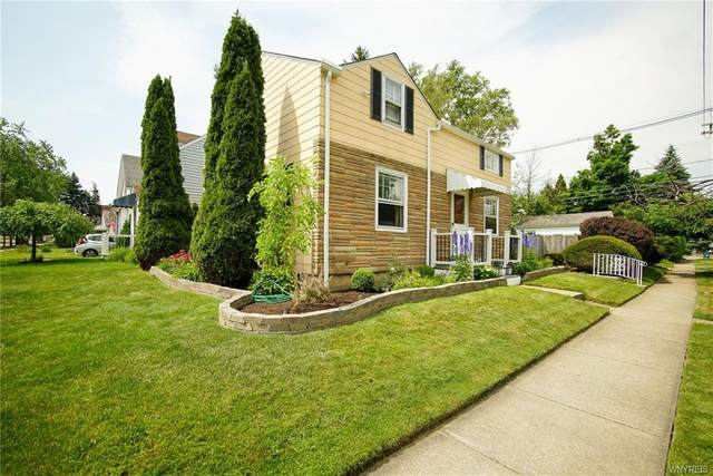 134 Windermere Boulevard, Amherst, NY 14226 (MLS #B1315496) :: Avant Realty