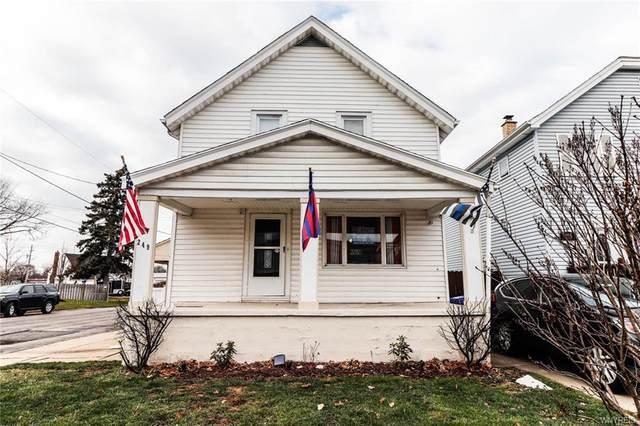 249 Orchard Park Road, West Seneca, NY 14224 (MLS #B1315542) :: TLC Real Estate LLC