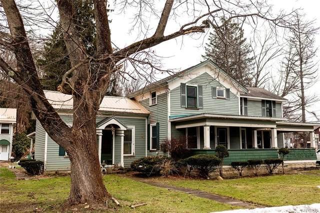 10611 Maltbie Road, Perrysburg, NY 14129 (MLS #B1315550) :: MyTown Realty