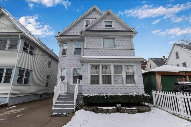 17 Hillside Avenue, Buffalo, NY 14210 (MLS #B1315559) :: 716 Realty Group