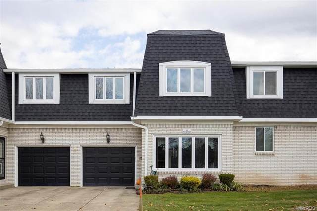 112 Harrogate Square, Amherst, NY 14221 (MLS #B1315560) :: 716 Realty Group