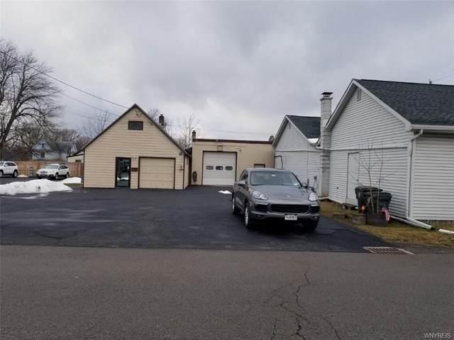 210 West Avenue, Lancaster, NY 14043 (MLS #B1315628) :: Robert PiazzaPalotto Sold Team