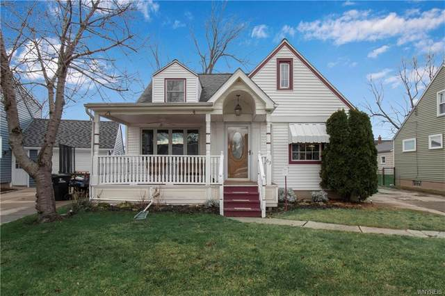 63 Quaker Ridge Road, Tonawanda-Town, NY 14150 (MLS #B1315643) :: 716 Realty Group