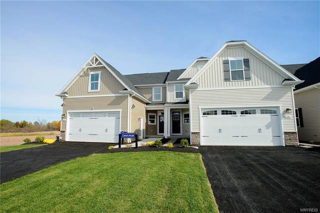 187 Stonebridge Road 15D, Grand Island, NY 14072 (MLS #B1315778) :: Avant Realty