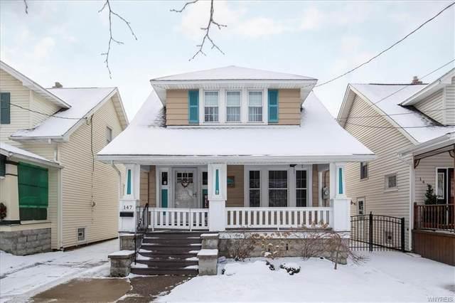 147 Choate Avenue, Buffalo, NY 14220 (MLS #B1315791) :: Avant Realty
