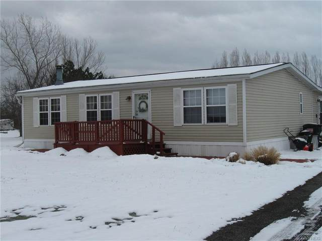 2054 Coverdale Road, Leicester, NY 14481 (MLS #B1315881) :: TLC Real Estate LLC