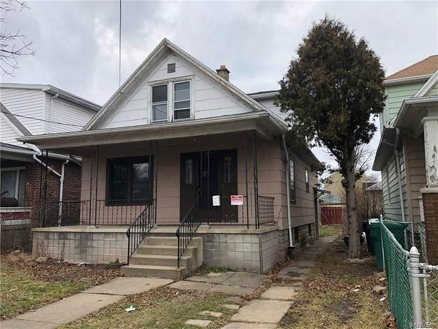 1522 Ashland Avenue, Niagara Falls, NY 14301 (MLS #B1315888) :: 716 Realty Group