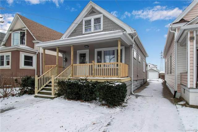 395 Gold Street, Buffalo, NY 14206 (MLS #B1315983) :: TLC Real Estate LLC