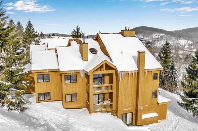 E 102 Snowpine Village 5915, Great Valley, NY 14741 (MLS #B1316046) :: MyTown Realty