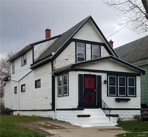 63 Moselle Street, Buffalo, NY 14211 (MLS #B1316057) :: MyTown Realty