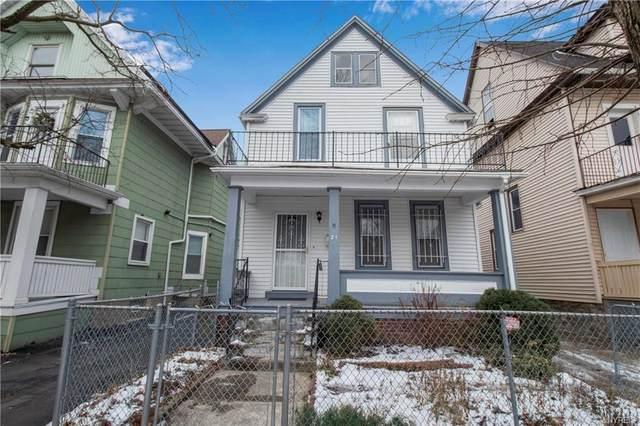 21 Baynes Street, Buffalo, NY 14213 (MLS #B1316124) :: MyTown Realty
