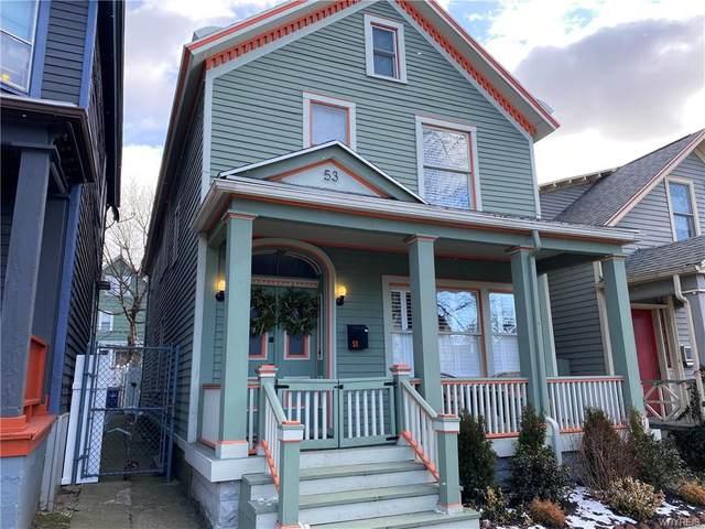 53 College Street, Buffalo, NY 14201 (MLS #B1316228) :: MyTown Realty