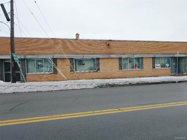 2071 Clinton Street, West Seneca, NY 14206 (MLS #B1316233) :: Avant Realty