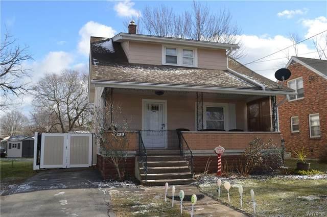 233 Linwood Avenue, North Tonawanda, NY 14120 (MLS #B1316257) :: 716 Realty Group
