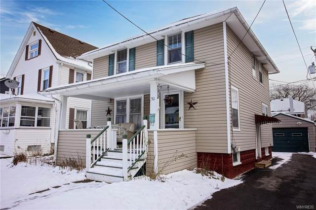 50 Union Street, Batavia-City, NY 14020 (MLS #B1316312) :: Mary St.George | Keller Williams Gateway
