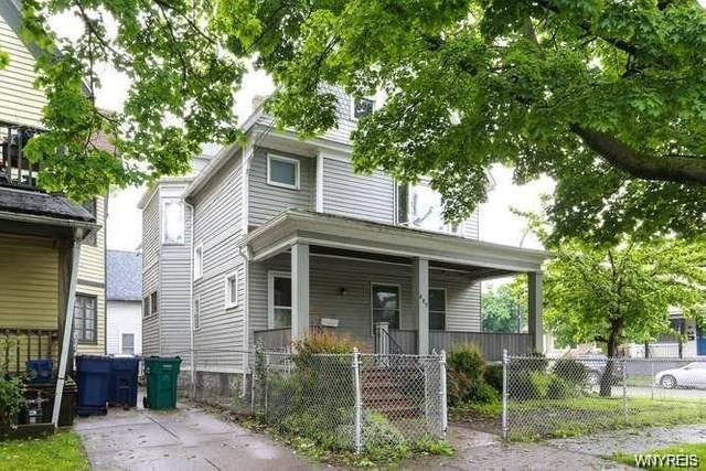 489 Plymouth Avenue, Buffalo, NY 14213 (MLS #B1316365) :: TLC Real Estate LLC