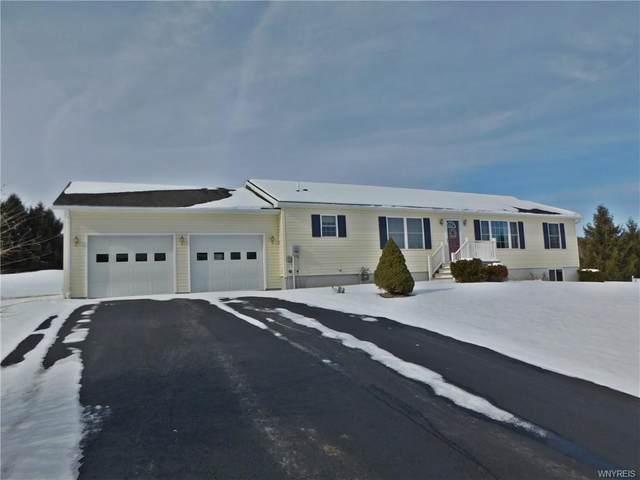 9853 Meadow Lane, Caneadea, NY 14744 (MLS #B1316417) :: TLC Real Estate LLC