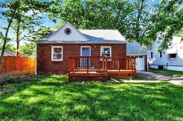 626 Center Road, West Seneca, NY 14224 (MLS #B1316479) :: Avant Realty