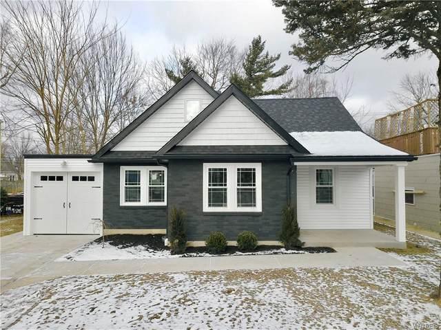 1694 Kensington Avenue, Cheektowaga, NY 14215 (MLS #B1316482) :: TLC Real Estate LLC
