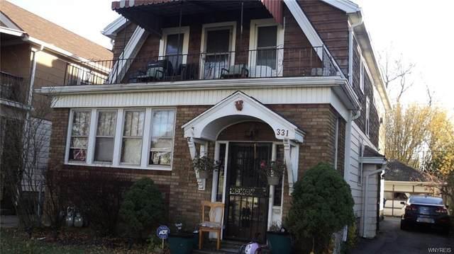 331 Davidson Avenue, Buffalo, NY 14215 (MLS #B1316517) :: 716 Realty Group