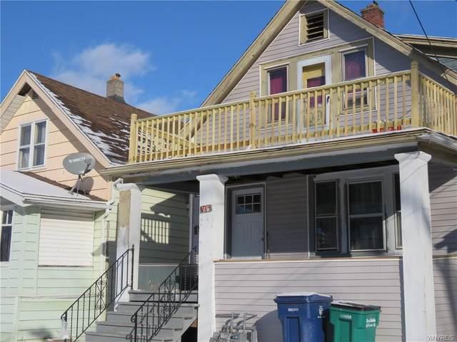 87 Freund Street, Buffalo, NY 14215 (MLS #B1316970) :: MyTown Realty