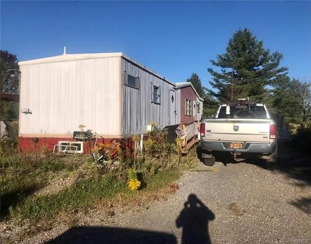 7512 Genesee Road, Concord, NY 14141 (MLS #B1317564) :: BridgeView Real Estate