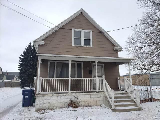297 Dingens Street, Buffalo, NY 14206 (MLS #B1317570) :: 716 Realty Group