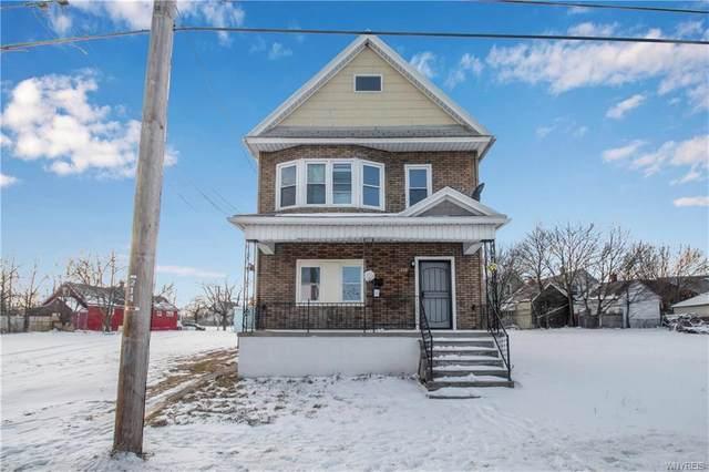 218 Goodyear Avenue, Buffalo, NY 14211 (MLS #B1318573) :: MyTown Realty