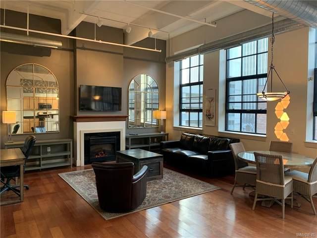 210 Ellicott Street #503, Buffalo, NY 14203 (MLS #B1318712) :: BridgeView Real Estate Services