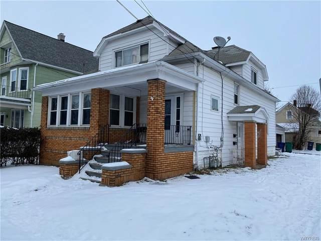 139 Barnard Street, Buffalo, NY 14206 (MLS #B1318817) :: 716 Realty Group