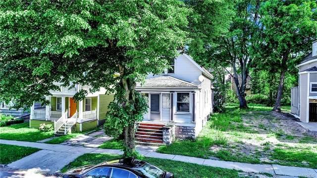 217-225 W Utica Street, Buffalo, NY 14222 (MLS #B1318964) :: Avant Realty