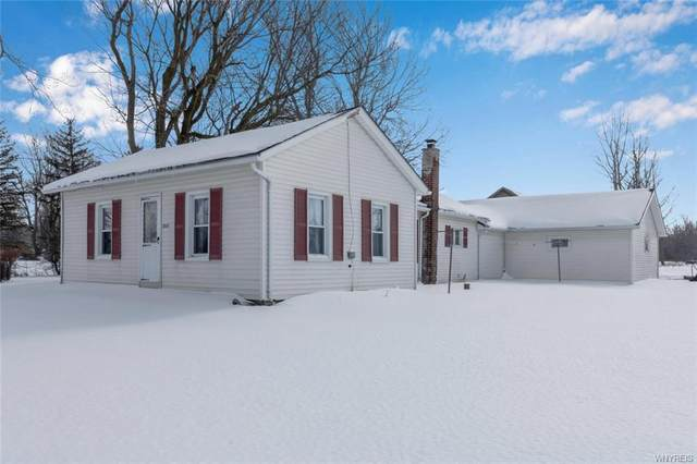 12287 Clarence Center Road, Newstead, NY 14001 (MLS #B1319074) :: MyTown Realty