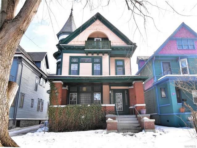 375 Richmond Avenue, Buffalo, NY 14222 (MLS #B1319500) :: Avant Realty