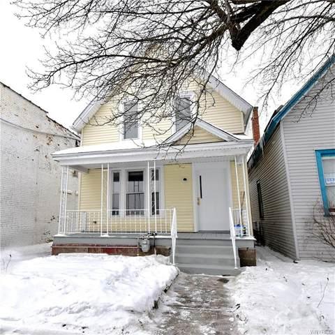 116 Chester Street, Buffalo, NY 14208 (MLS #B1319521) :: MyTown Realty