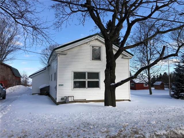 2747 State Route 246, Perry, NY 14530 (MLS #B1319753) :: 716 Realty Group