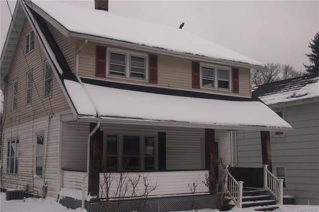 158 Sturges Street, Jamestown, NY 14701 (MLS #B1319847) :: BridgeView Real Estate Services
