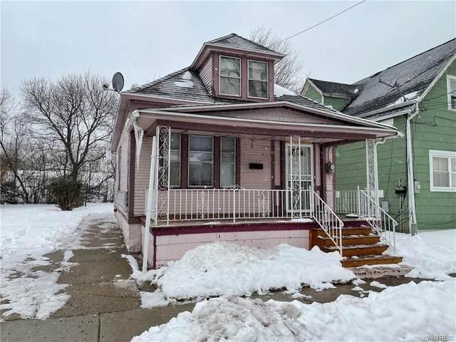 68 Wasmuth Avenue, Buffalo, NY 14211 (MLS #B1319878) :: MyTown Realty