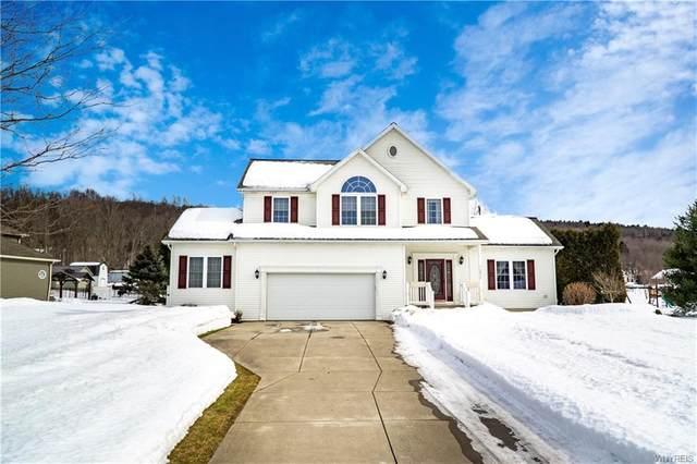 8913 Hickory Meadows Road, Boston, NY 14025 (MLS #B1319905) :: BridgeView Real Estate Services