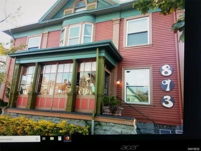 893 Elmwood Avenue, Buffalo, NY 14222 (MLS #B1319968) :: Avant Realty