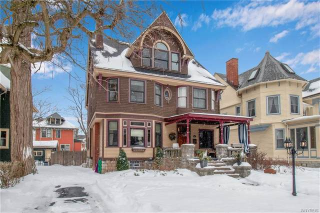 432 Woodward Ave Avenue, Buffalo, NY 14214 (MLS #B1319974) :: 716 Realty Group