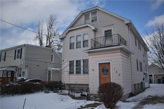153 Hinman Avenue, Buffalo, NY 14216 (MLS #B1319988) :: Avant Realty