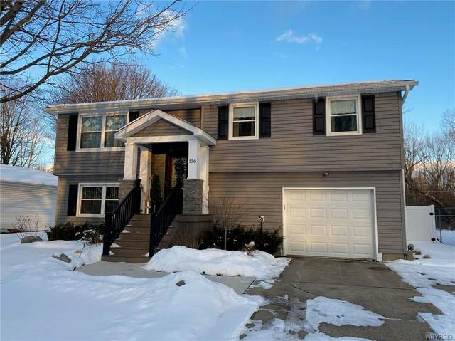 136 October Lane, Amherst, NY 14228 (MLS #B1320094) :: 716 Realty Group