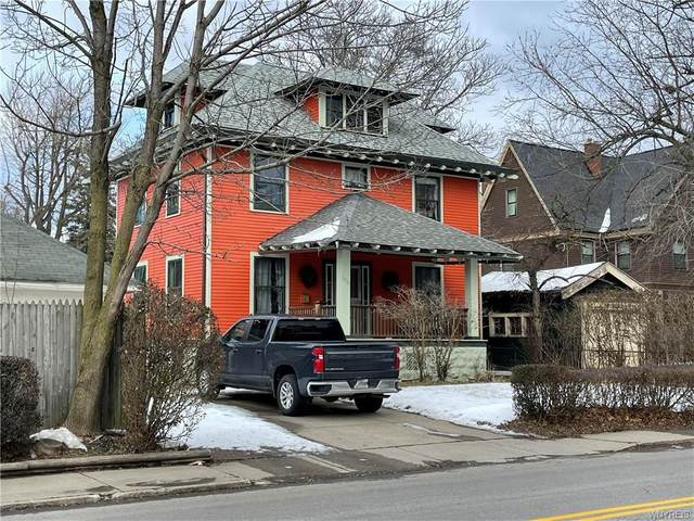 1474 Amherst Street, Buffalo, NY 14214 (MLS #B1320211) :: 716 Realty Group